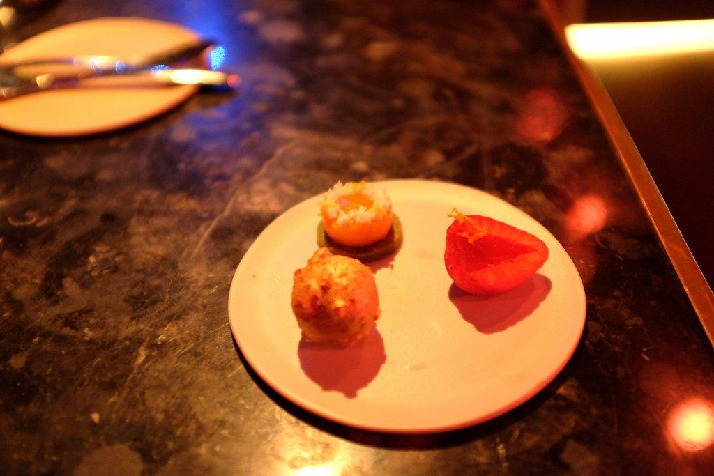 Dessert, Heart Ibiza, Chef Fernand e Albert Adrià, Spain