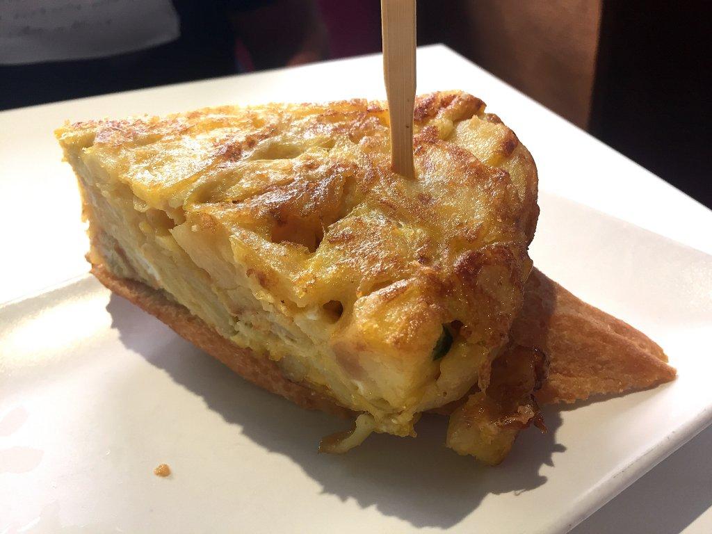 Tortillas, Bide Bide, Ibiza, Illes Balears, Spagna