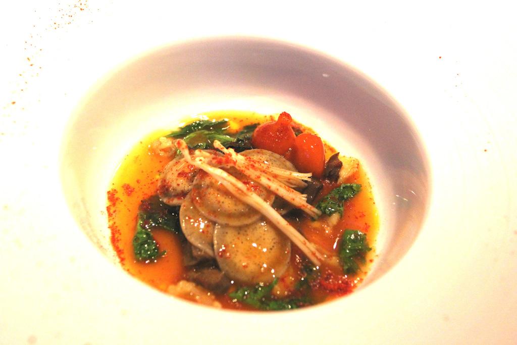 All chicken, Il Comandante, Chef Salvatore Bianco, Hotel Romeo, Napoli