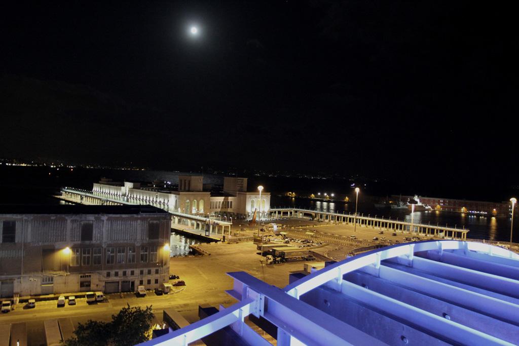 Il Comandante, Chef Salvatore Bianco, Hotel Romeo, Napoli