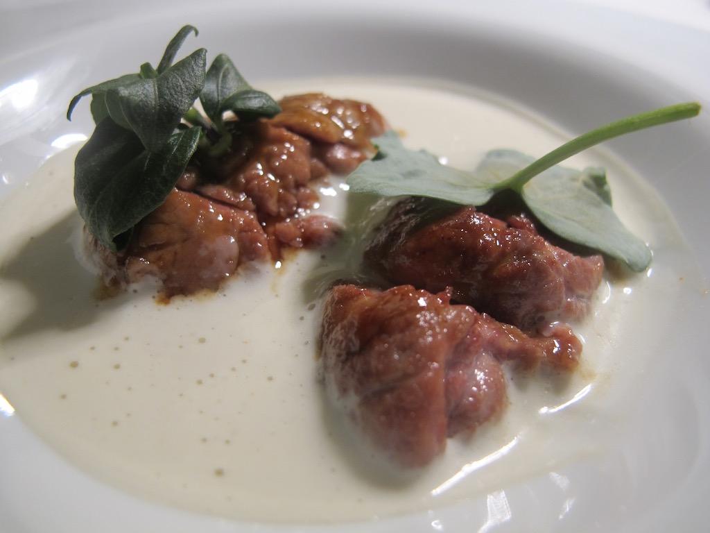 castagnole, Inkiostro, Chef Terry Giacomello, Parma