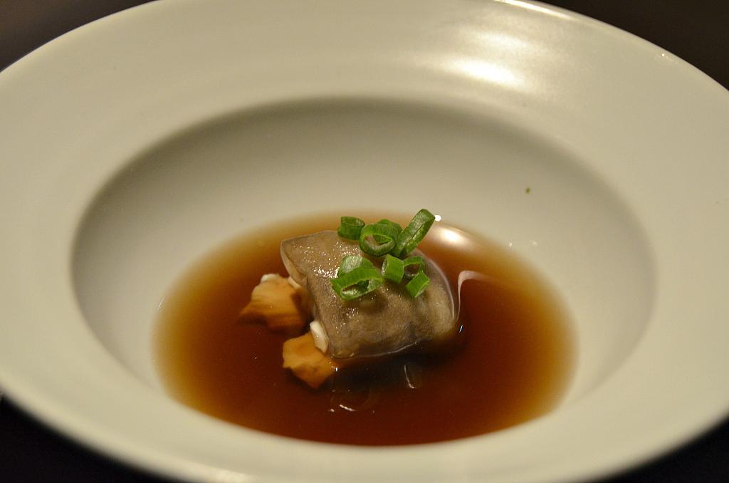 zuppa di Funghi, Jungsik, Chef Jung Sik Yim, Seoul, South Korea