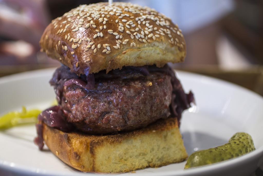 calabrone burger, Orsone - La Taverna, Lidia e Joe Bastianich, Cividale del Friuli