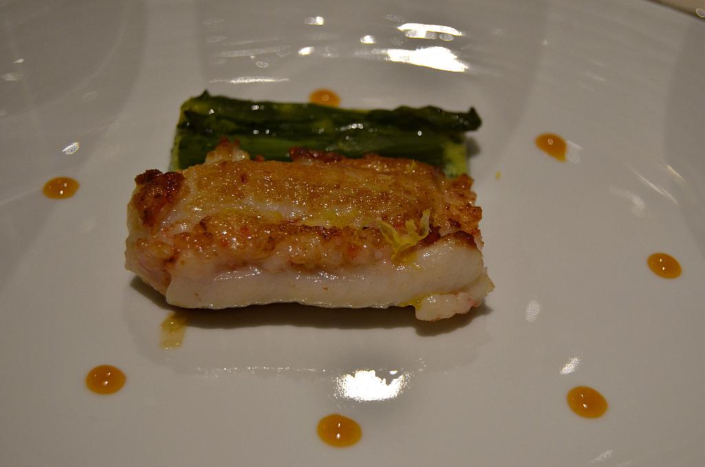 Sandwich di sogliola, Casa Perbellini, Chef Giancarlo Perbellini, Verona