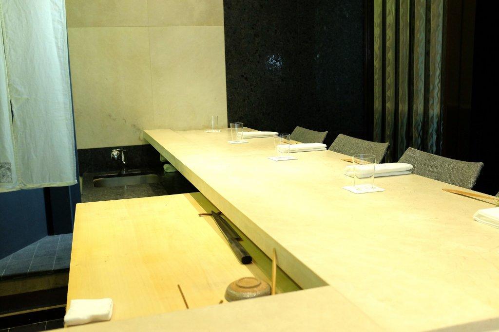 tavolo, Sushi B, Chef Masayoshi Hanada, Paris