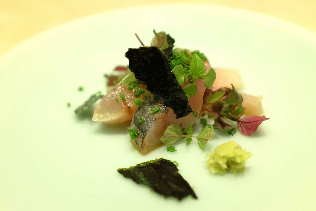 sgombro, Sushi B, Chef Masayoshi Hanada, Paris