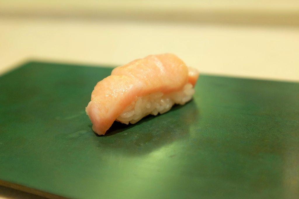 ventresca di tonno, Sushi B, Chef Masayoshi Hanada, Paris