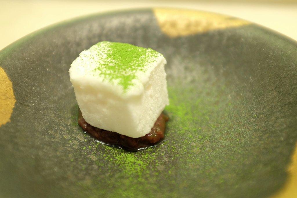 mochi, Sushi B, Chef Masayoshi Hanada, Paris