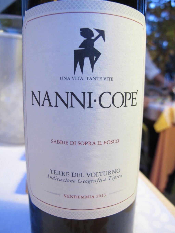 vino, Abraxas, Campi Flegrei, Pozzuoli
