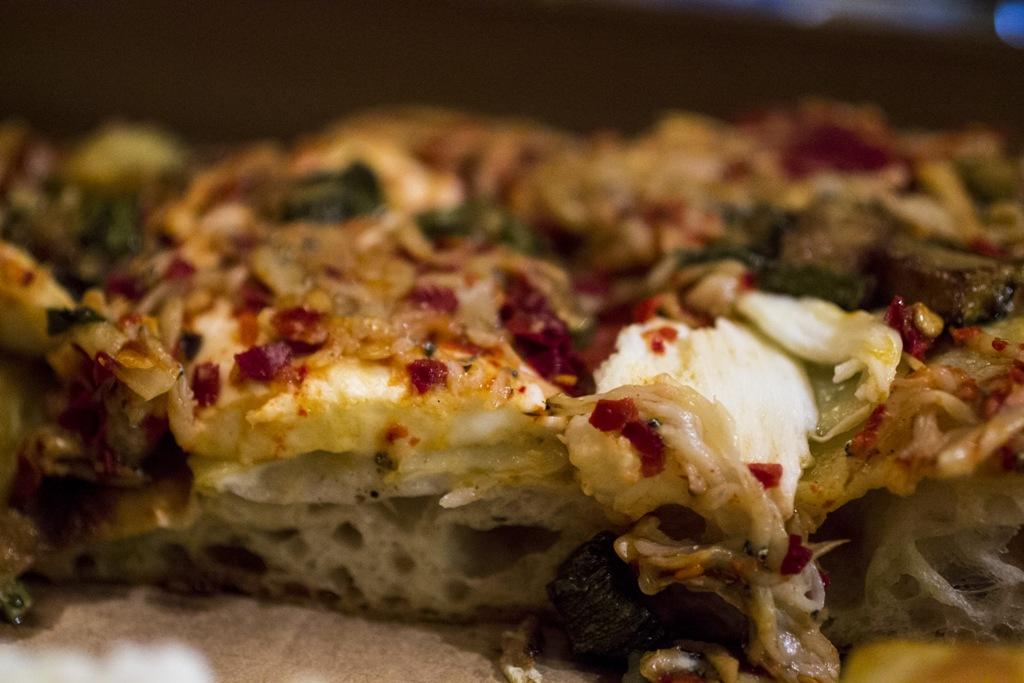 pizza, bufala, Bonci - Pizzarium, Gabriele Bonci, Roma