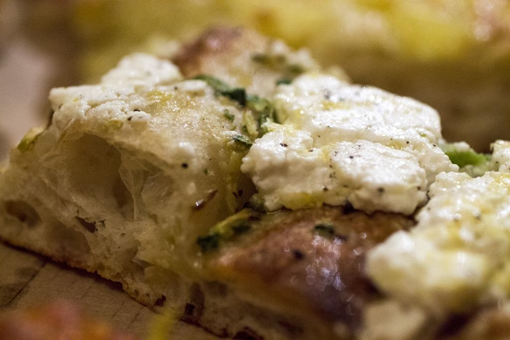 zucchine, pizza, Bonci - Pizzarium, Gabriele Bonci, Roma