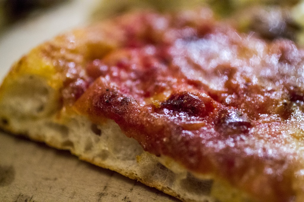 pizza lasagna, Bonci - Pizzarium, Gabriele Bonci, Roma
