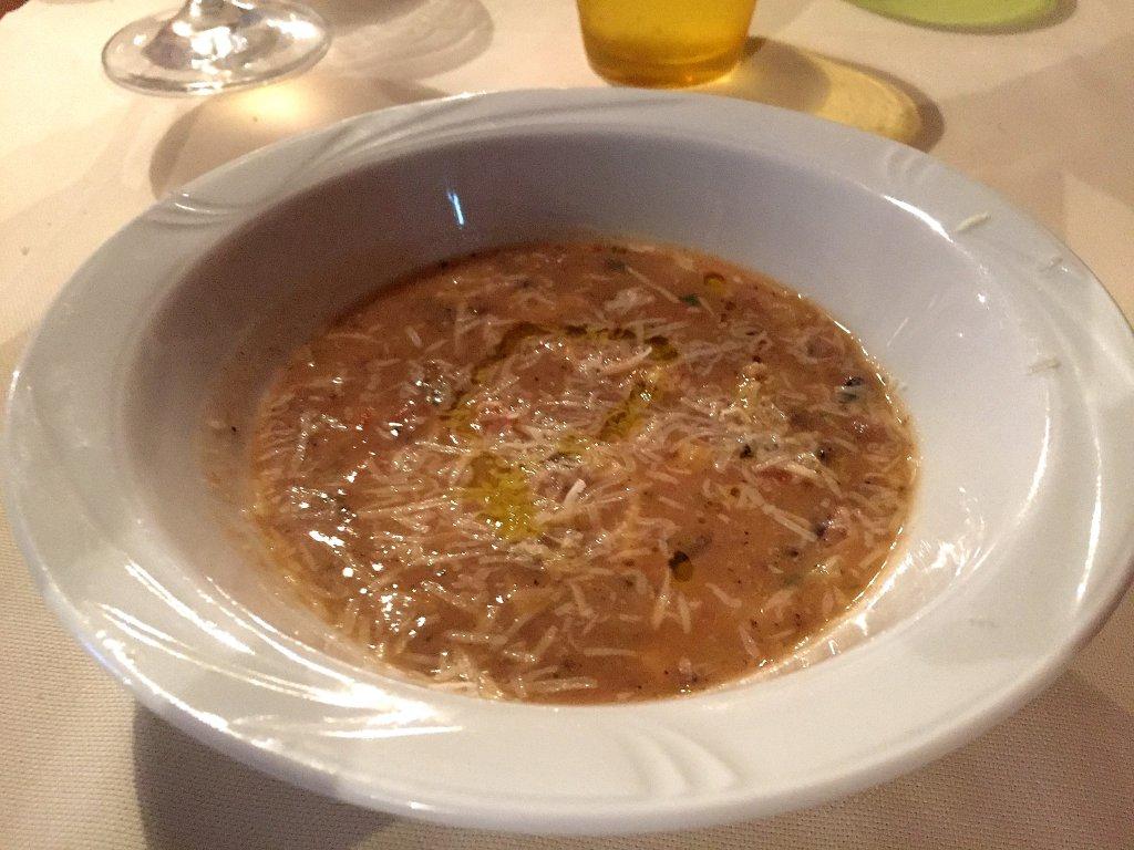 zuppa di fagioli, Ca' Murani, Chef Remo Camurani, Faenza, Ravenna
