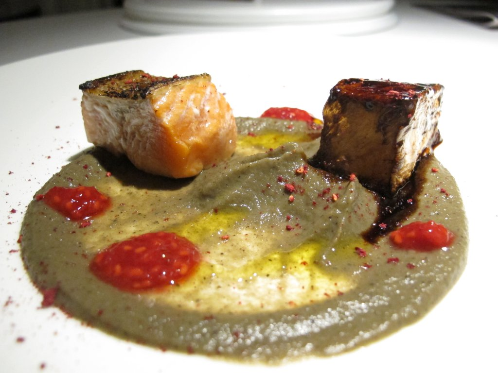 I Due Buoi, Chef Andrea Ribaldone, Alessandria