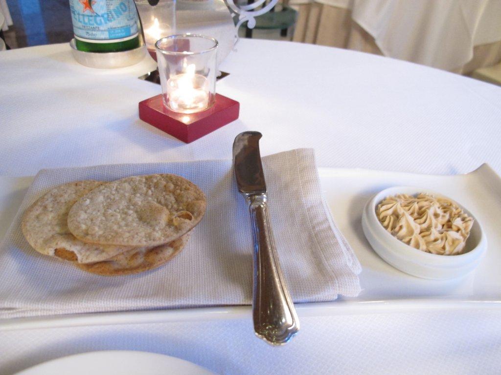 burro alla nocciola, Gellius, Chef Alessandro Breda, Oderzo, Treviso