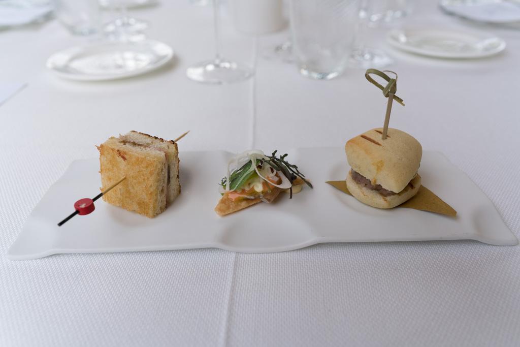 aperitivo, Da Vittorio, Fratelli Cerea, Brusaporto, Bergamo