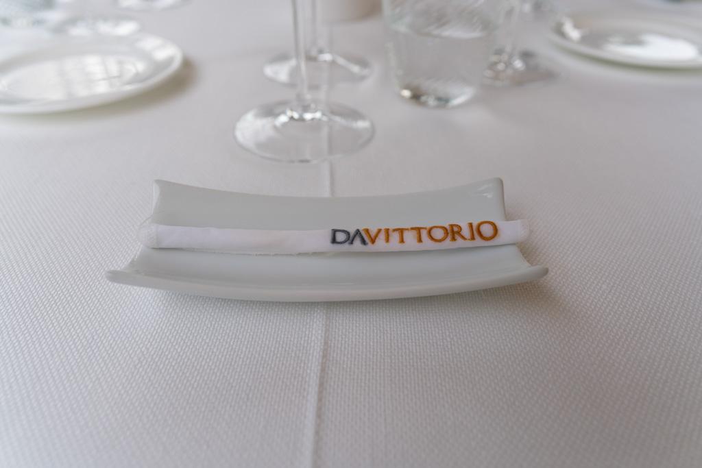 salvietta, Da Vittorio, Fratelli Cerea, Brusaporto, Bergamo
