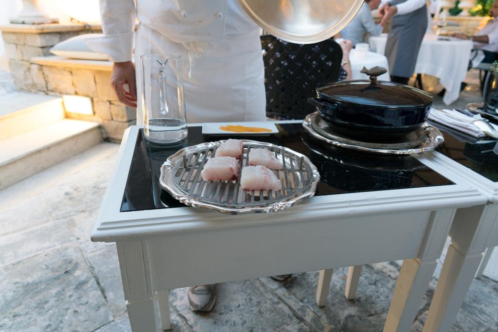 branzino, Da Vittorio, Fratelli Cerea, Brusaporto, Bergamo