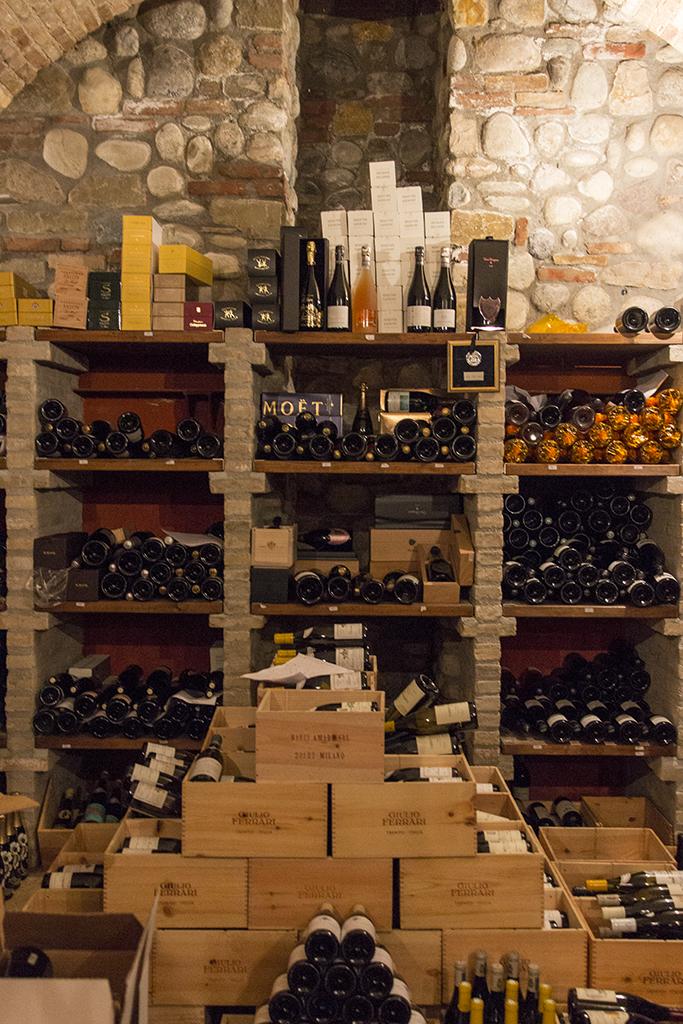 cantina, Da Vittorio, Fratelli Cerea, Brusaporto, Bergamo