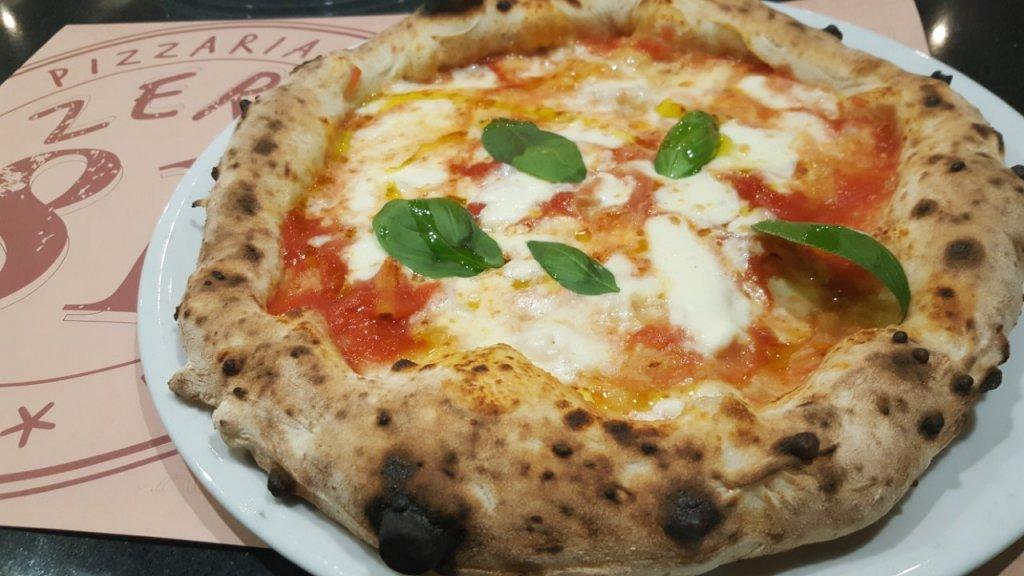 Margherita, Pizzeria Zero81, Sergio Gargiulo, Treviso