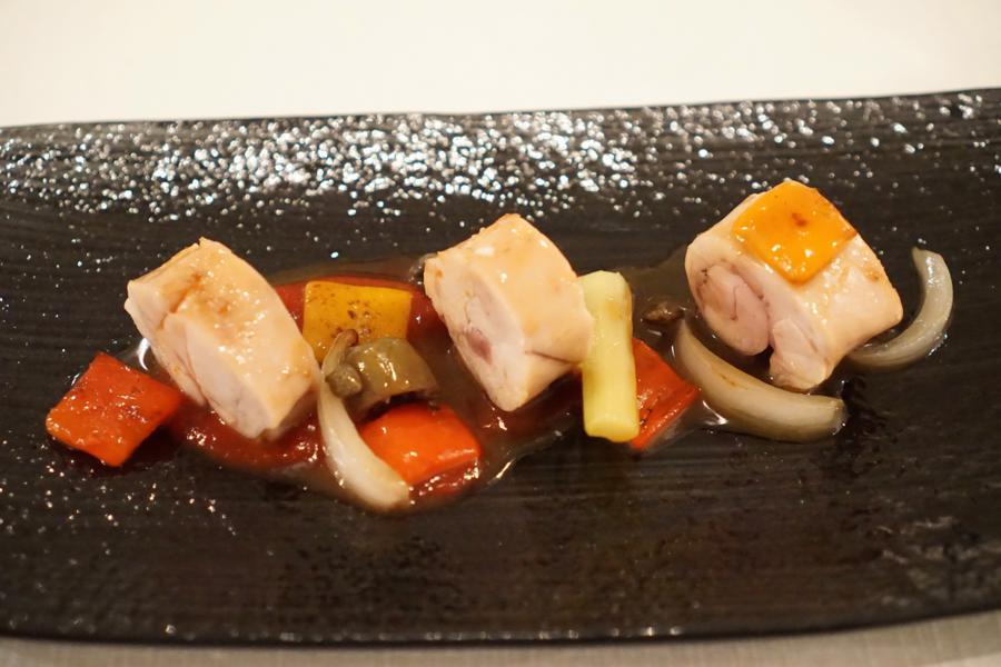 Coscia di coniglio, Accursio, Chef Accursio Craparo, Modica, Ragusa