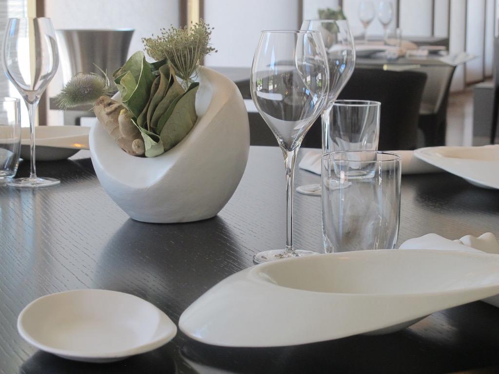 mise en place, Berton, Chef Andrea Berton, Milano