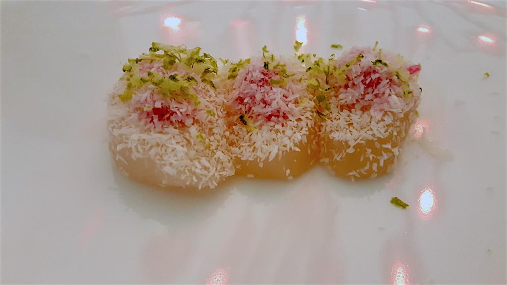 capasanta, Chinappi, Chef Federico Belmonte, Roma