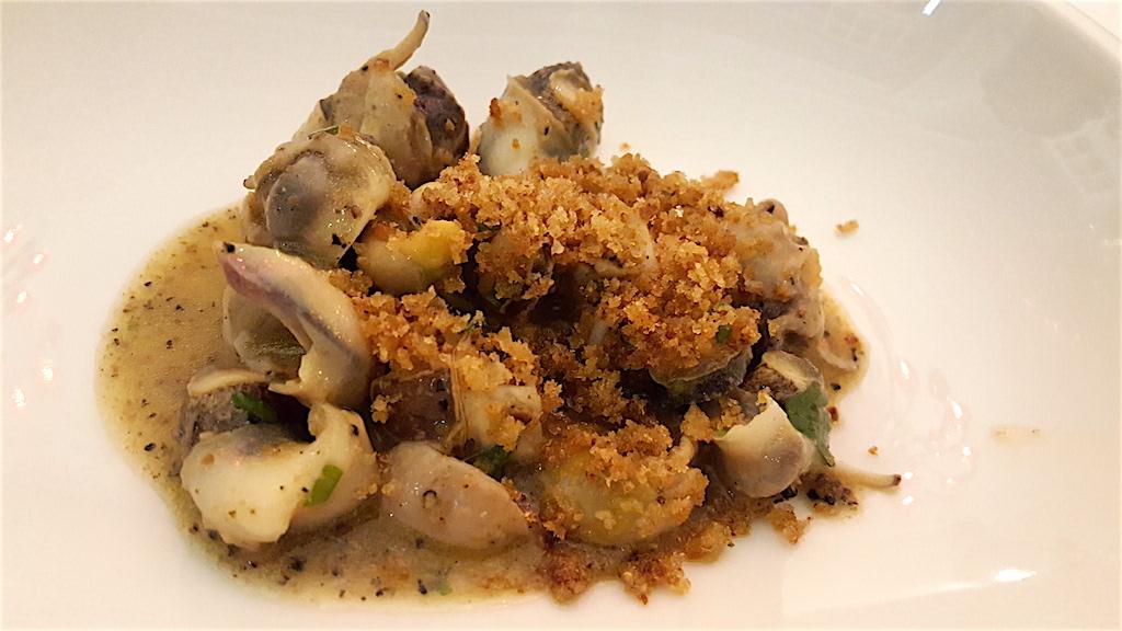 murici, Chinappi, Chef Federico Belmonte, Roma