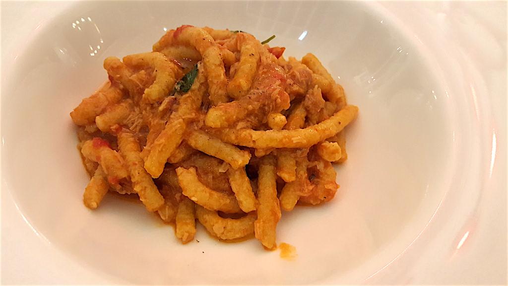 passatelli, Chinappi, Chef Federico Belmonte, Roma