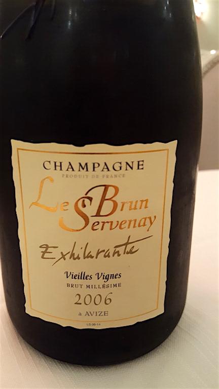 champagne, Chinappi, Chef Federico Belmonte, Roma