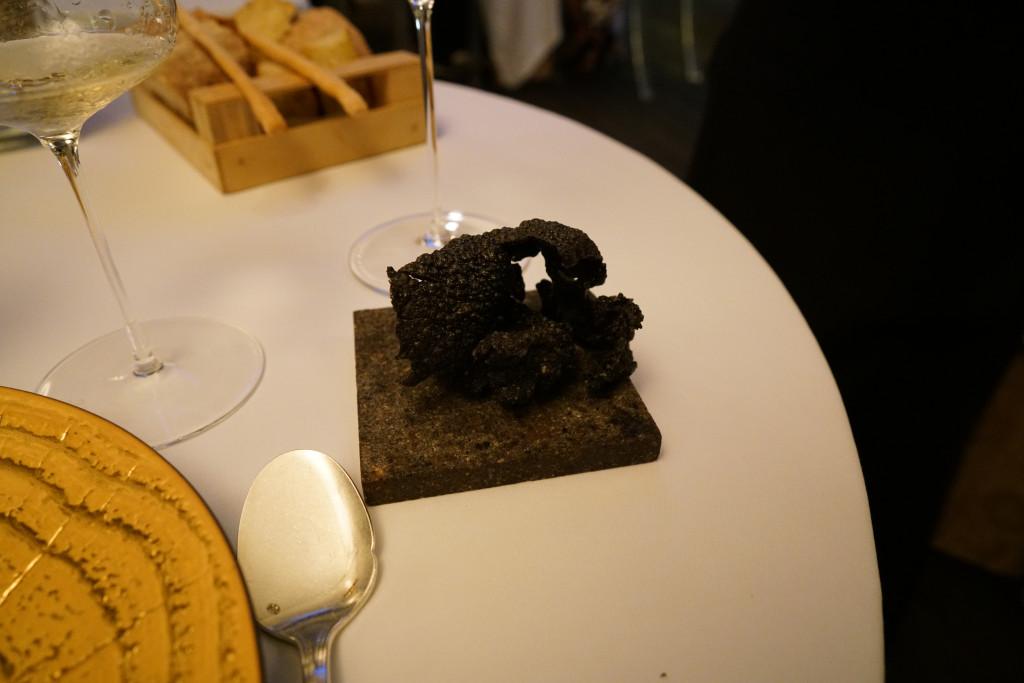 aglio nero, Miramonti l'Altro, Chef Philippe Léveillé, Concesio, Brescia