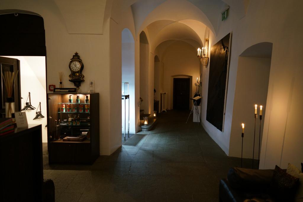 Schloss Schauenstein, Chef Andreas Caminada, Svizzera