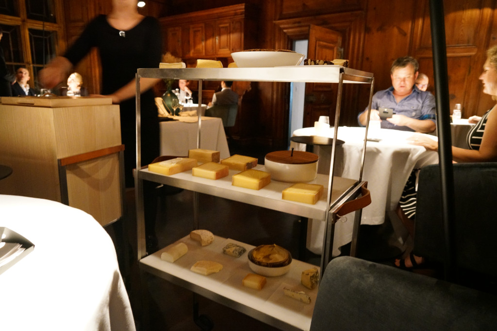 formaggi, Schloss Schauenstein, Chef Andreas Caminada, Svizzera