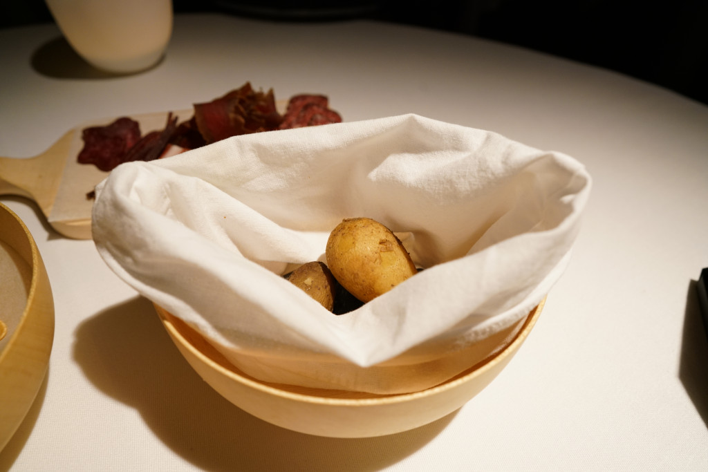 patate, Schloss Schauenstein, Chef Andreas Caminada, Svizzera
