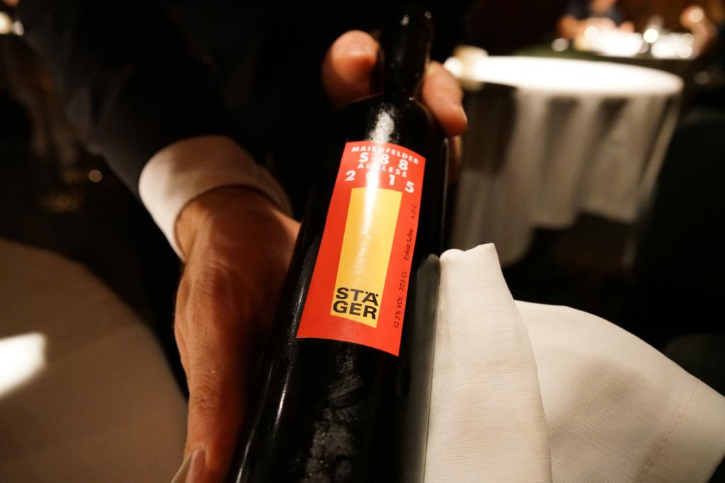 vino, Schloss Schauenstein, Chef Andreas Caminada, Svizzera