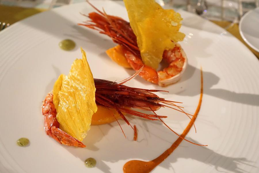 gambero rosso di mazara, Vicari, Chef Salvatore Vicari, Noto, Siracusa