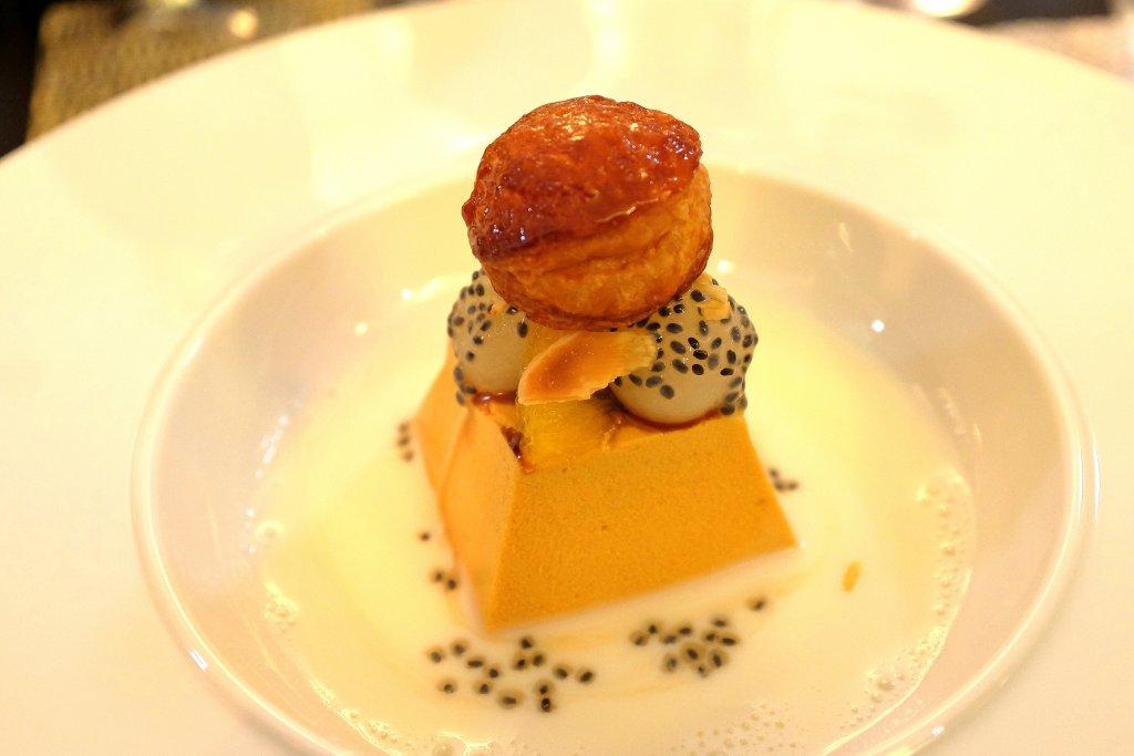dessert, Osteria Le Api, Chef Hide Matsumoto, Milano