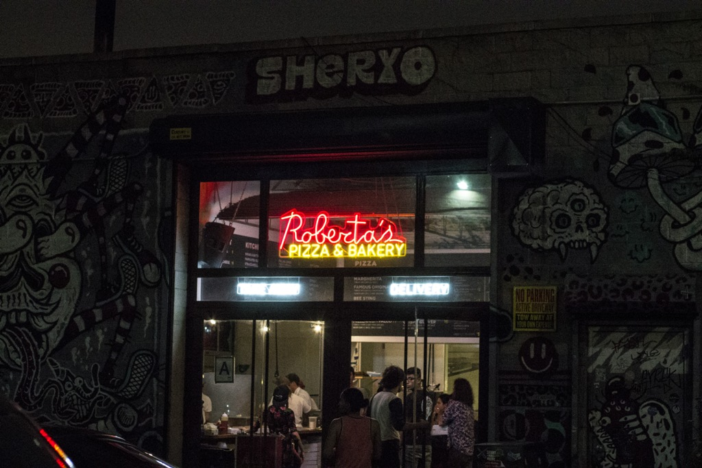 Roberta's, Blanca, Chef Carlo Mirarchi, Brooklyn