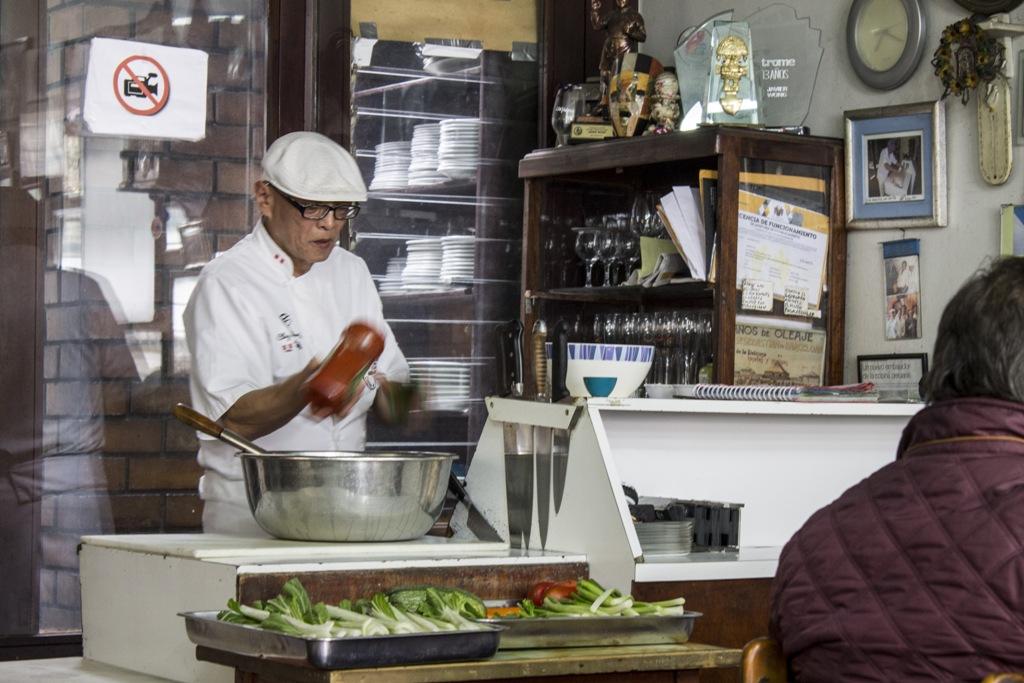 Chez Wong, Chef Javier Wong, Lima, Perù
