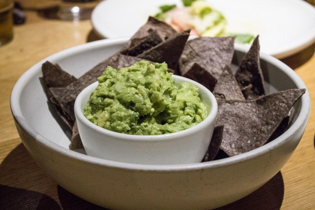 guacamole, Cosme, Chef Enrique Olvera, New York