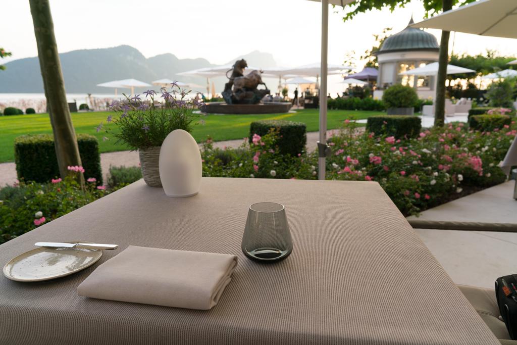 mise en place, Focus, Chef Nenand Mlinarevic, Park Hotel, Vitznau, Svizzera