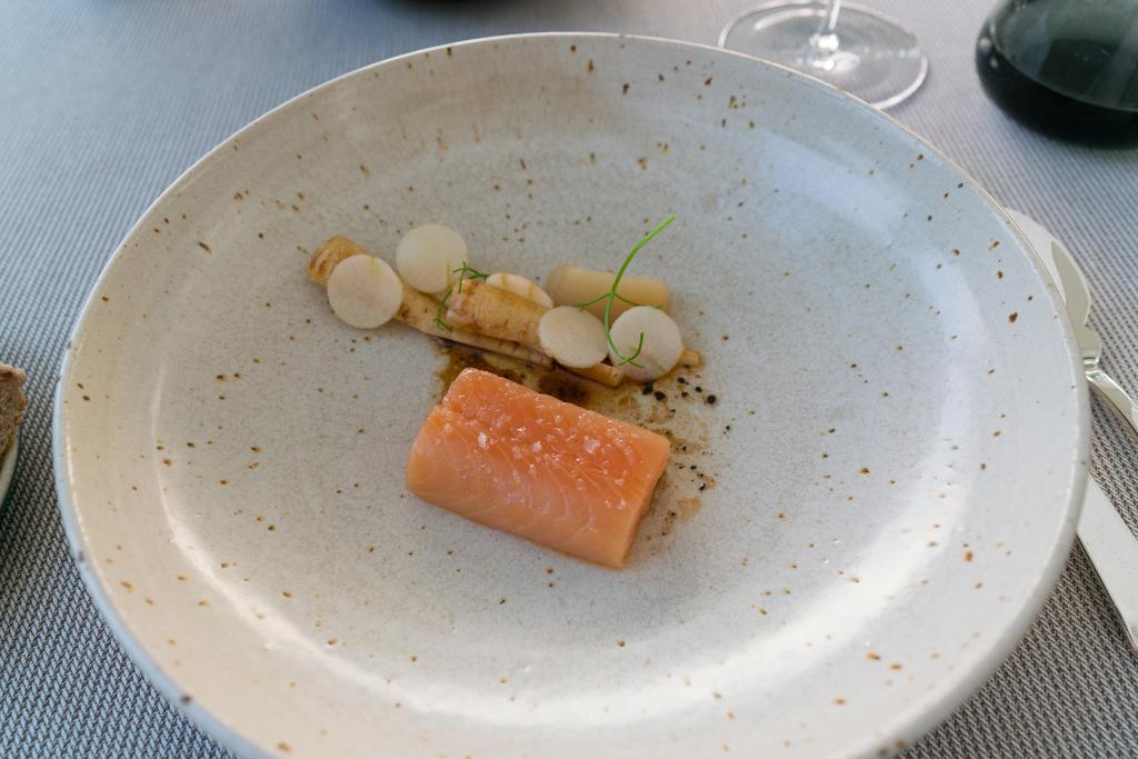 salmeggino, Focus, Chef Nenand Mlinarevic, Park Hotel, Vitznau, Svizzera