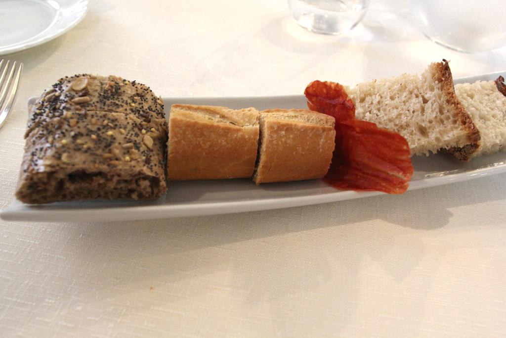pane cafone, Le Colonne, Chef Rosanna Marziale, Caserta