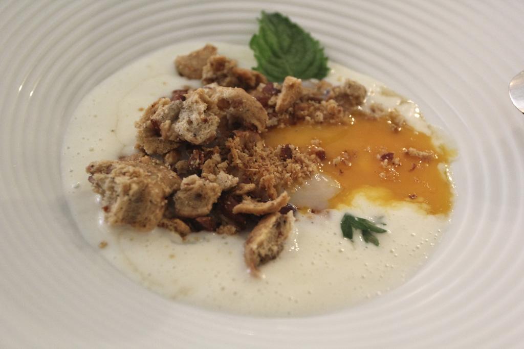 uovo, Le Colonne, Chef Rosanna Marziale, Caserta