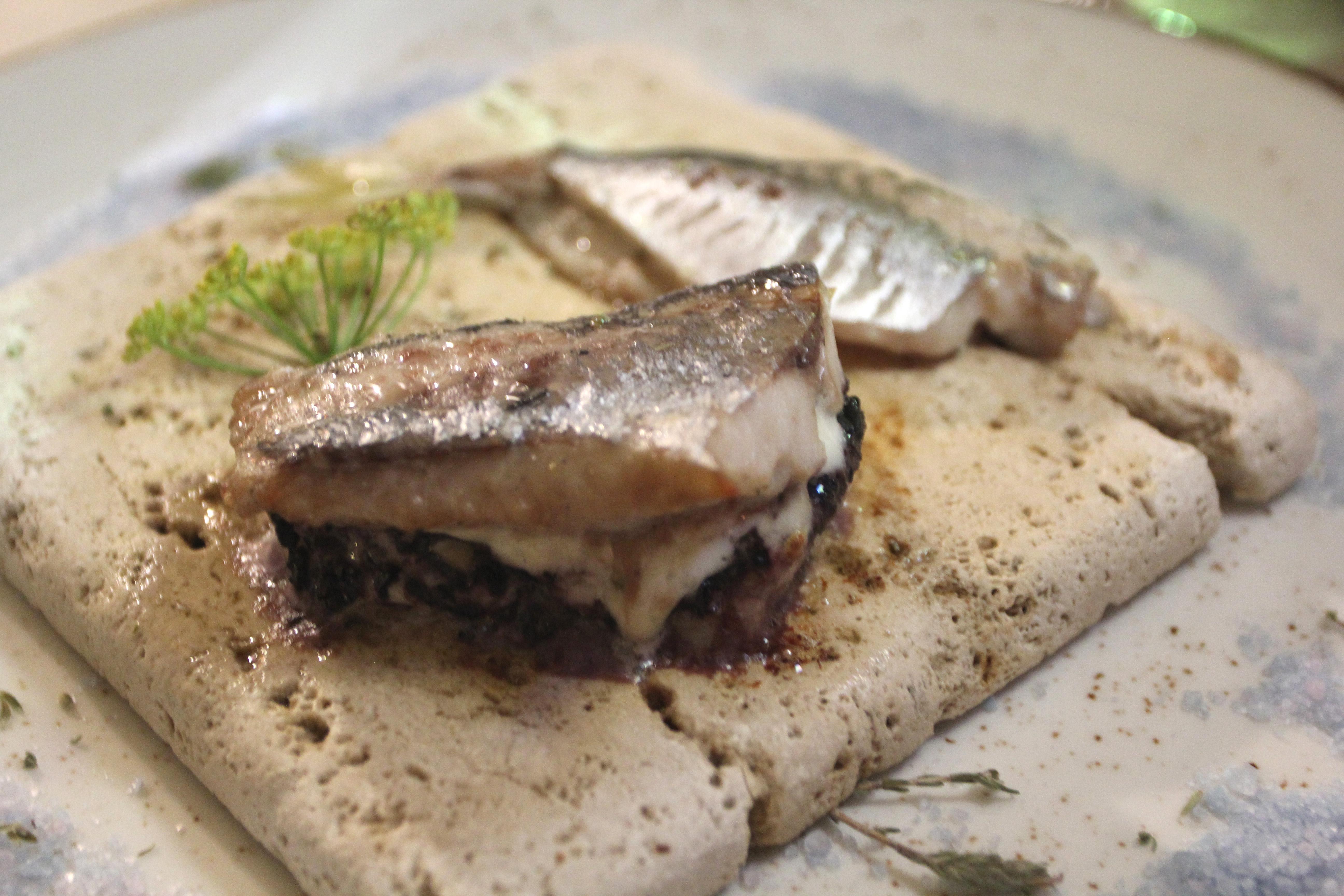 Sparo bianco, Lemì, Chef Ippazio Turco, Tricase, Lecce, Puglia