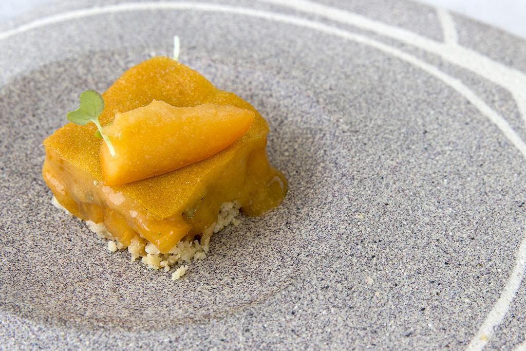 crostata, Il Marin, Chef Marco Visciola, Eataly, Genova