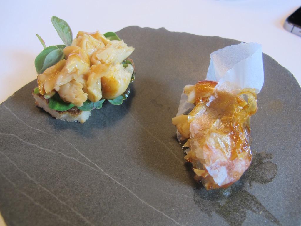 aglio schiacciato, lorenzo cogo, Mugaritz, Chef Andoni Luis Aduriz, Errenteria Gipuzkoa, Spagna