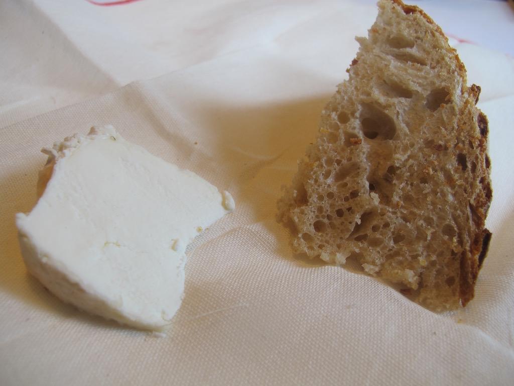 pane formaggio, capra, Mugaritz, Chef Andoni Luis Aduriz, Errenteria Gipuzkoa, Spagna