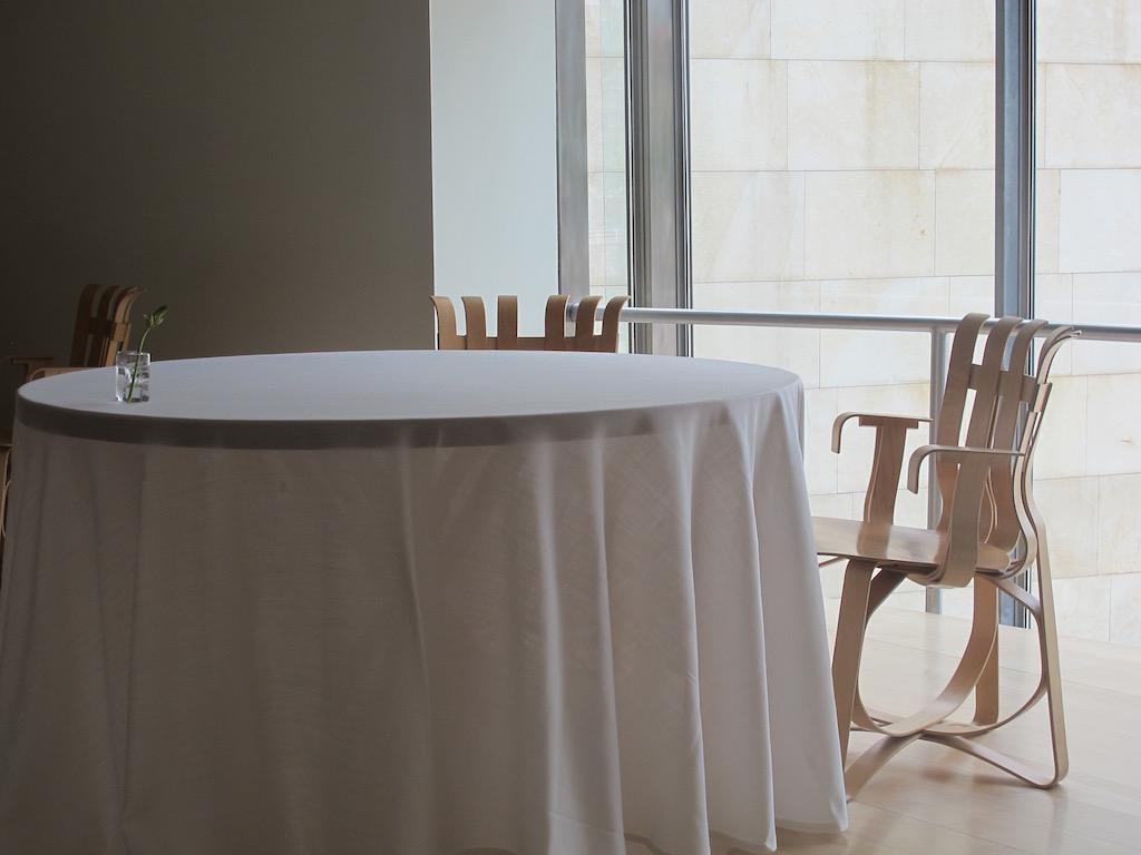mise en place, Nerua, Chef Josean Alija, Bilbao, Spagna, Guggenheim Museum