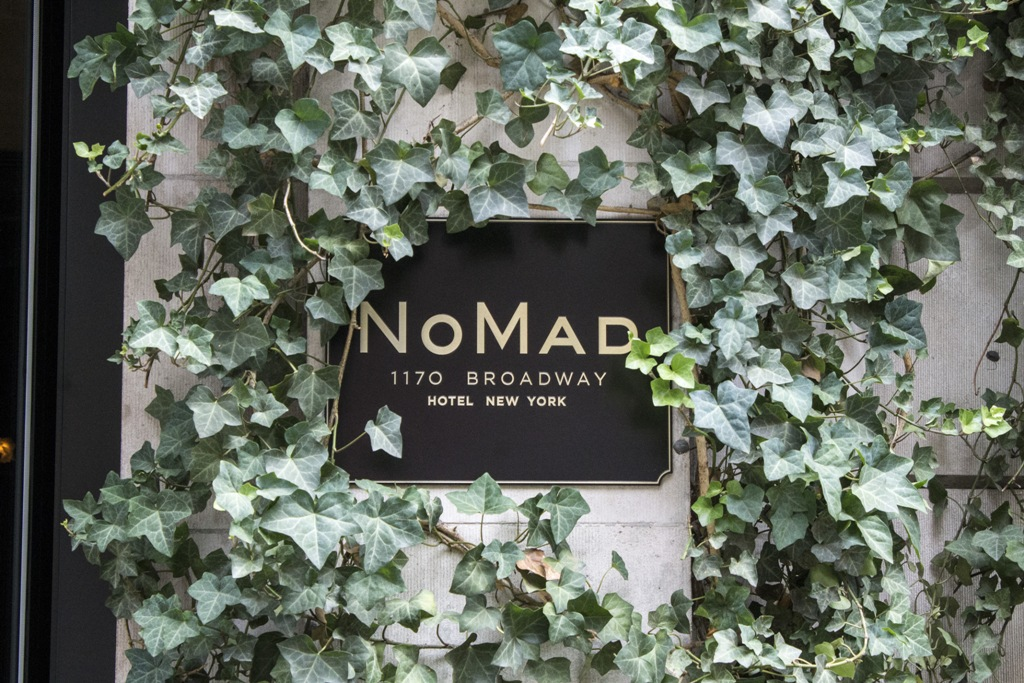 NoMad, Chef Daniel Humm, Abram Bissell, Broadway, New York, 50 best